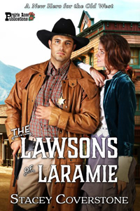 stacey coverstone's THE LAWSONS OF LARAMIE