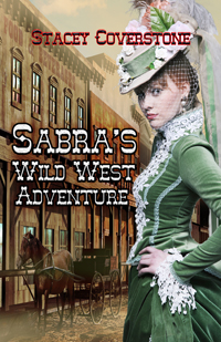 stacey coverstone's sabra's wild west adventure